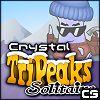 Crystal TriPeaks Solitair…