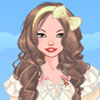 Modern princess dress up game