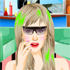 Pop Star Make Up Look