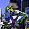 Super Cartoon Biker