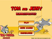 Tom and Jerry Bubble Shoo…
