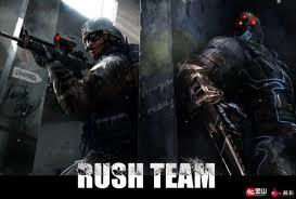 Rush Team Online